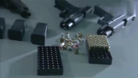 冲锋陷阵:香港发生开埠以来最大的抢劫案,保安局长都亲自过问!