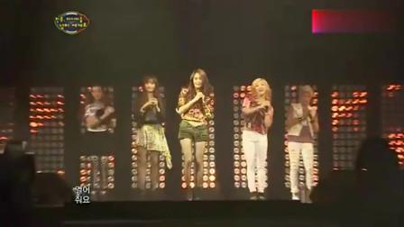 韩国美女跳舞的样子好看吗?我却只喜欢看宋茜