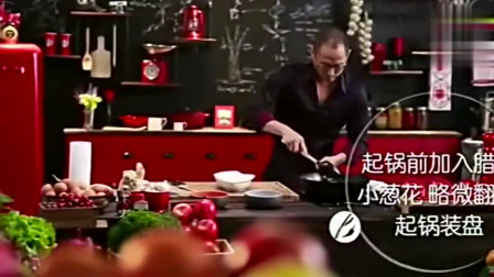 厨王争霸: 一份蛋炒饭难住国际名厨刘一帆, 最简单却最困难