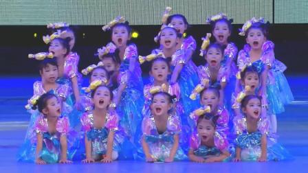 《糖果甜心》少儿舞蹈, 童年的美好演绎的真好