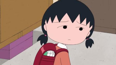 樱桃小丸子:小时候的姐姐扎个小揪揪,好可爱,比小丸子还可爱!