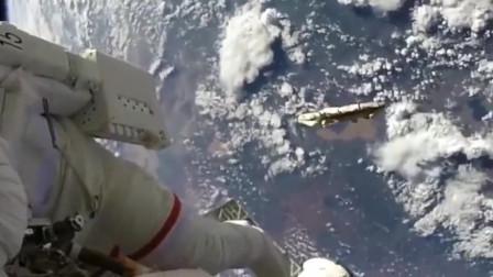 宇航员眼中的地球,看上去感觉太奇妙了,简直不敢相信自己的眼睛