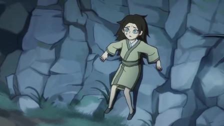 刺客伍六七:白衣女子来自一个特殊部落?人首蛇身专门猎杀人类!