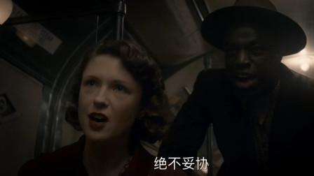 至暗时刻:丘吉尔问百姓,要不要跟希特勒斗到底,女孩回答让他泪目