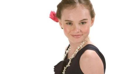 玛德琳·卡罗尔混剪,超可爱的邻家女孩,清新纯朴的美