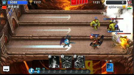 胖虎游戏:城堡粉碎战,弓弩手跟龙卷风真是绝配,让敌人一丁点都伤害不到!