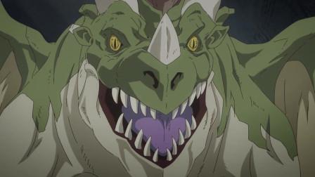 为救变成魔龙的挚友,他不惜与他人为敌!这可能就是友情吧!
