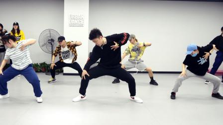 小孟 编舞《I Dont Think Youre Ready》Urban Dance Studio