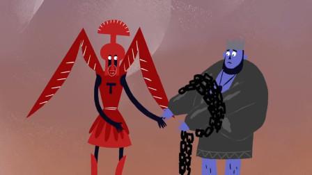 希腊神话:国王三番五次戏弄众神,连死神都被他给欺骗了!