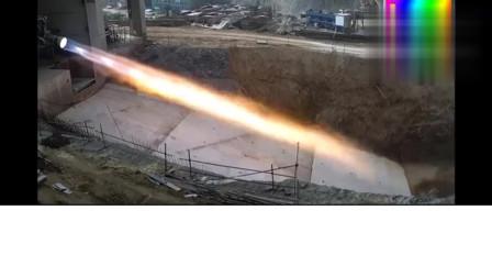 老外在中国:油管蓝箭航天80吨液氧甲烷发动机100%推力100秒试车成功