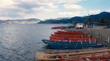 邂逅泸沽湖山水,与吉利ICON的首趟疫后远足之旅