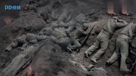 三八线:上万美军冲上阵地,连长一个电话,呼叫全部炮火覆盖