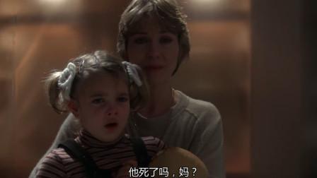 外星人ET:人类一番抢救后未果,外星人酶能活下来,小女孩哭了