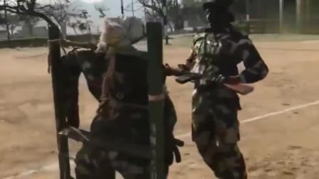 看印度士兵训练,不笑说明你算没看完