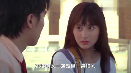 张柏芝年轻时够美了, 但看到她,终于明白琼瑶为何等她3年了