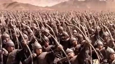 秦军射箭围攻赵国,夫子差顶着万箭讲课,学生宁死不退一步