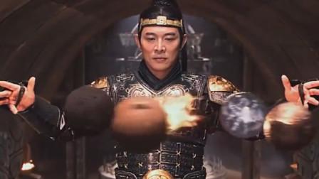 """""""霸气""""他不是反派他是中国龙"""