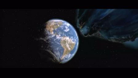 《天地大冲撞》500兆吨陨石撞击地球,纽约、波士顿、费城等瞬间被海啸和尘埃吞没…