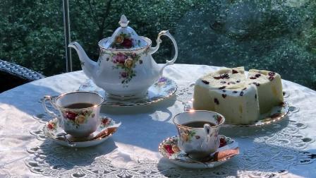 """下午茶(让戚风蛋糕不再成为""""气疯蛋糕"""")"""