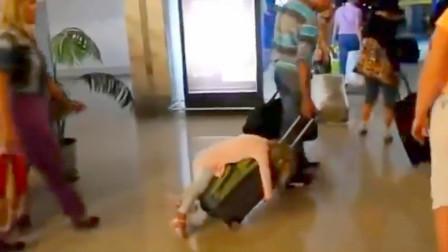 飞机上和飞机场的那些奇葩事情