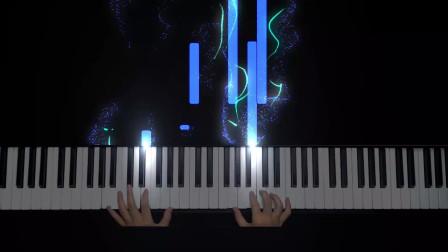 钢琴弹奏《像鱼》我要忘了你的样子,像鱼忘了海的味道