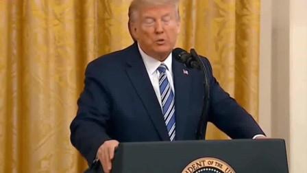 特朗普为了能发表演讲,强行召回西点军校学生