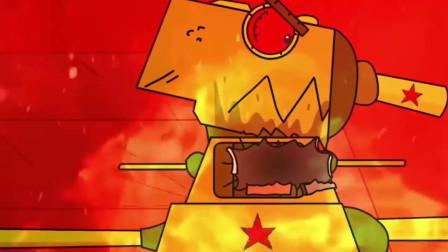 坦克世界:坦克世界里的火焰山