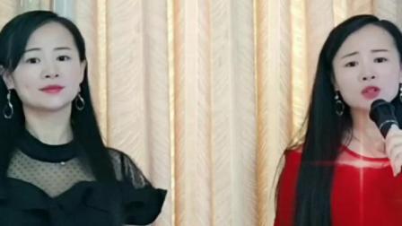 双胞胎姐妹 深情闽南语对唱《不想伊》