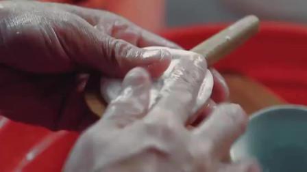 味道中国:顺德纯手工制作的牛乳片,每片只需几毛钱,却异常地鲜美!