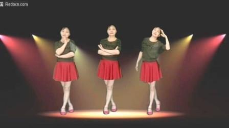信阳舞动人生广场舞《抹去泪水》