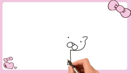 卡通老虎简笔画