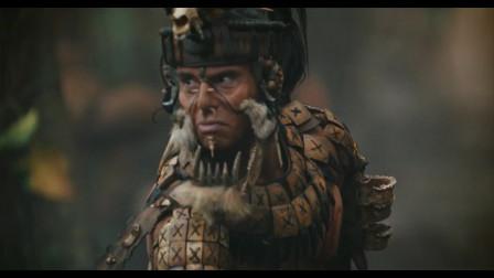 原始部落:玛雅武士们洗劫了一个村庄,真是残暴