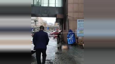 生活不易!黑龙江省医院有患者跳楼