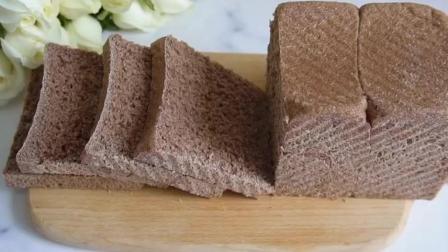 黑麦吐司怎么做