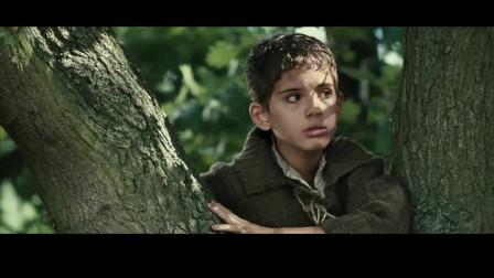 小男孩逃亡中受尽苦难终于迎来了希望!