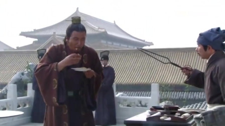 放下那是给皇上吃的,朱元璋:皇上吃的和我吃的都一样