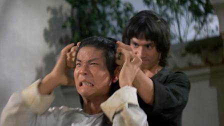 洪拳小子:风义的腹部被刺中,却依旧大战敌人,还了伦二爷!