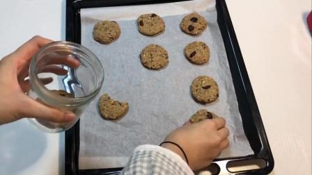 怎么做燕麦饼干?