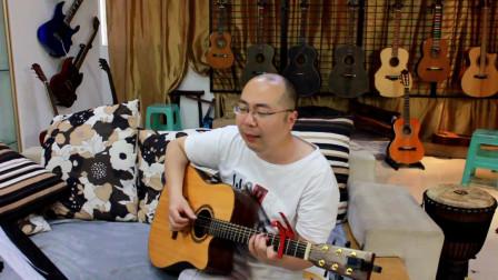 你的答案用吉他这样弹比原唱还好听