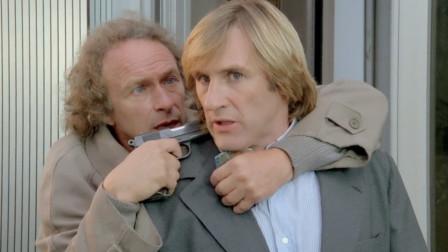 抢银行15次刚出狱,好好去办个业务,谁知气质太出众又被当成劫匪