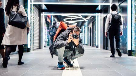 【摄影摄像】绝对干货,5个必须知道的 街拍技巧
