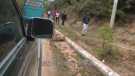 丽江出发到德钦 400公里 18小时 修路 绕路 堵车 修车 夜路
