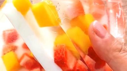 果冻蛋糕制作视频