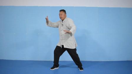 内家拳功法练习:运劲如抽丝,腰胯在武术中的重要性