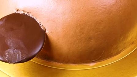 如何制作布朗尼小熊蛋糕?