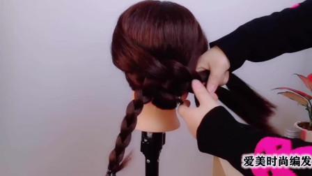 中年女人发型要讲究,化妆师教你两款提升气质的发型,你喜欢哪款