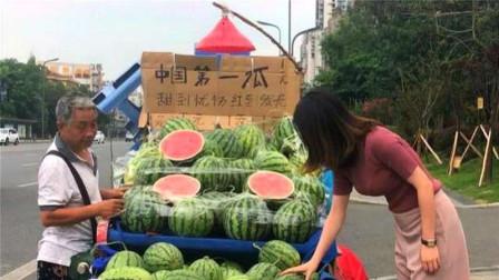 """韩国游客来中国旅游,买西瓜""""遭拒"""",老板:林子大了啥鸟都有!"""