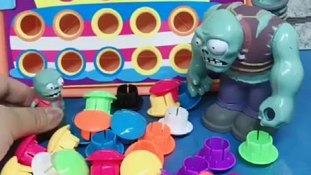 小怪兽让爸爸拼生日蛋糕拼图,还要变成真蛋糕,这该怎么做呢