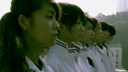学校天台竟站在一排少女,全都被鬼附身,不料直接往楼下跳