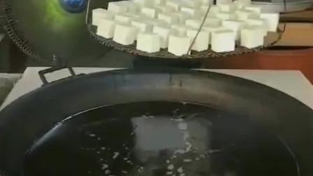 难得吃一次豆腐,你却给我炸出了不一样的感觉,看我吃不起吗?